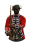 African Native Infantry Icon