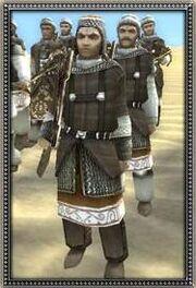 Moorish Crossbow Militia