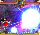 Scarlet Weather Rhapsody: Reimu Hakurei's Player Spellcards
