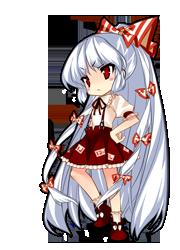 Mokou Skirt