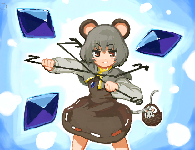 File:Touhou Nazrin by super mican.png