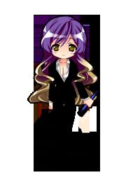 Byakuren Suit