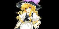 Touhou Pocket Wars EVO: Marisa
