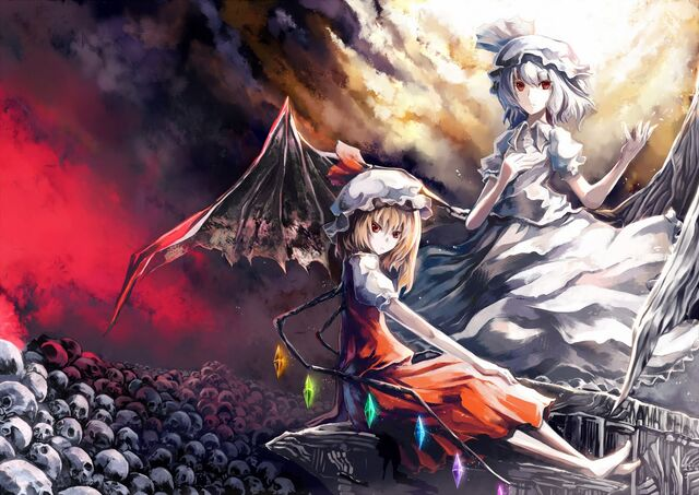 File:Flandre and Remilia.jpg
