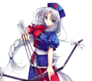 Touhou Pocket Wars 2nd: Eirin