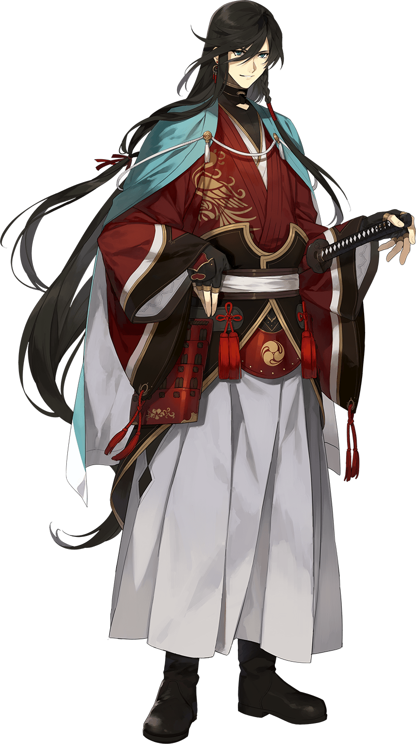 Kanesada Izuminokami - Hell's king [ID] Latest?cb=20150123031400