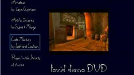 Tovid todisc switched menu demo