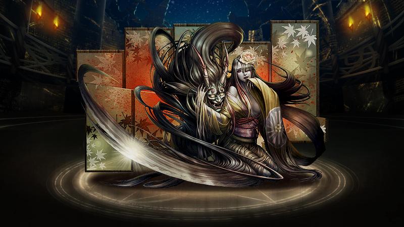 Kejourou the Bloody Geisha  Tower of Saviors Wiki  Fandom powered by