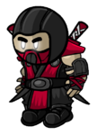 The Crimson Katana