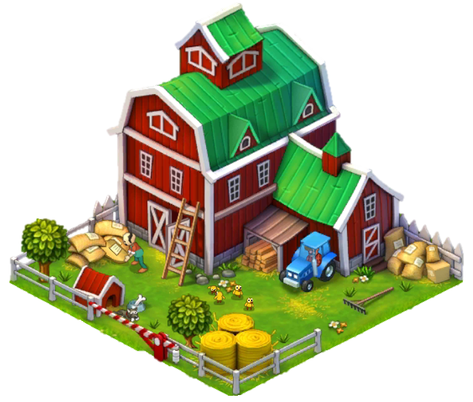 Township Game Zoo Buildings