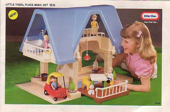 File:Little Tikes dollhouse.jpg