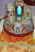 Power Dome playset