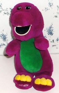 Barney doll (Dakin)