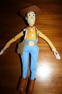 Burger King Woody puppet