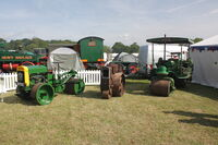 RRA Aveling-Barford display at Belvoir 2011 - IMG 3030