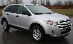 2011 Ford Edge SE -- NHTSA 1
