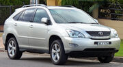 2004-2005 Lexus RX 330 (MCU38R) Sports Luxury wagon 03