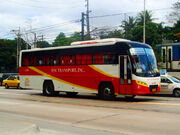 HM Transport Inc - Daewoo BF106 SR Cityliner - A-891