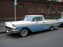 Ford Ranchero 1958 frontleft 2006-04-08 U