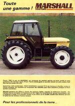 Marshall 804 XL MFWD brochure