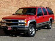 Chevrolet Suburban | Tractor & Construction Plant Wiki ...