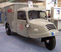 Goliath Dreirad 1954 TCE