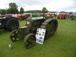 Roadless Fordson Halftrack no.1630 at Lincoln 08 - P8170554