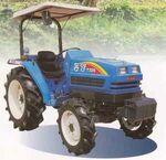 Tong Yang T280 MFWD (blue) - 2000
