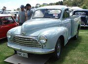 Morris Cowley Utility 1953