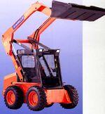 FIATALLIS SL55B skid-steer - 2003