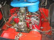 Tatra T603 Engine