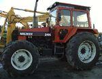 Valmet 2105 MFWD (red) - 1988