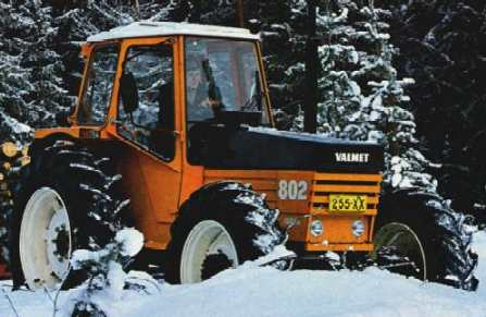 Valmet 802 | Tractor & Construction Plant Wiki | Fandom powered by Wikia
