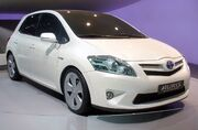 Toyota Auris HSD Hybrid Concept