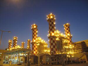 Al Dur power plant