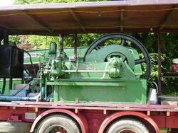Ruston Engine