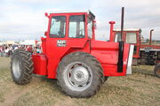 Massey Ferguson 1200 (restored)on MF 50 year display at GDSF 08 - IMG 1079