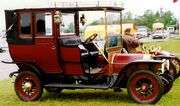 Peugeot Limousine 1908