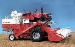 Mahindra combine-2006