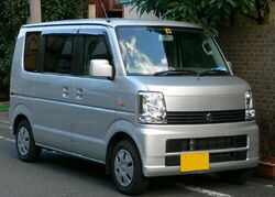 2005 Suzuki Every 01