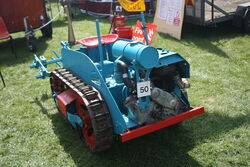 Ransomes MG 2 no 141 at Stoke Goldington 09 - IMG 9722