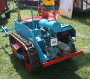 Ransomes MG tractor