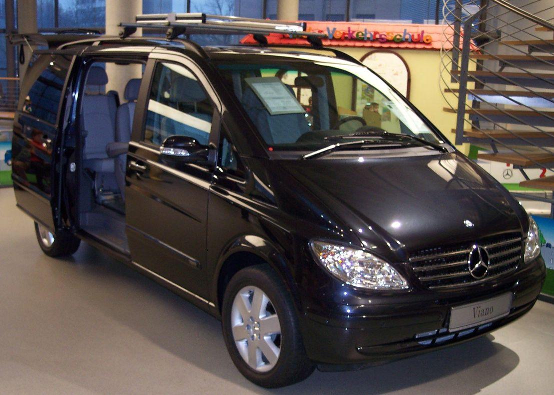 Mercedes Viano : achat et vente de Mercedes Viano occasion