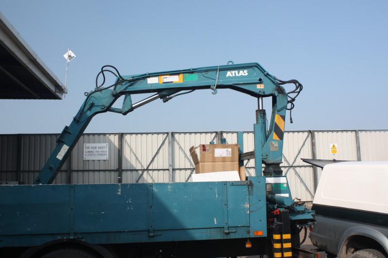 Tractor Hydraulic Boom Crane : Atlas hydraulic loaders ltd tractor construction plant