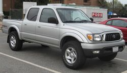 01-04 Toyota Tacoma