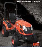 Kioti CS2410 MFWD - 2012