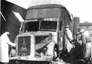 Chelmno Gas Van