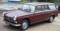 Peugeot 404 Familiale 1968