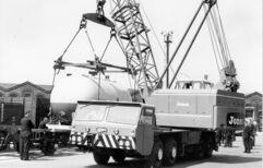 JONES KL-1530 Cranetruck