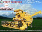 Preet 987 Dominator combine-2008